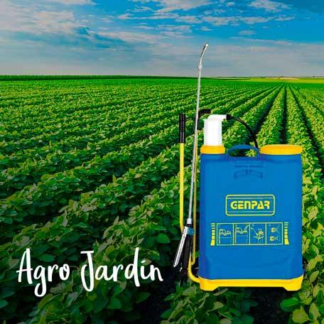 Genpar - Categoría Agro Jardín