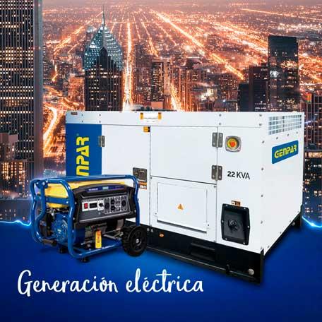Genpar - Categoría Generación Eléctrica