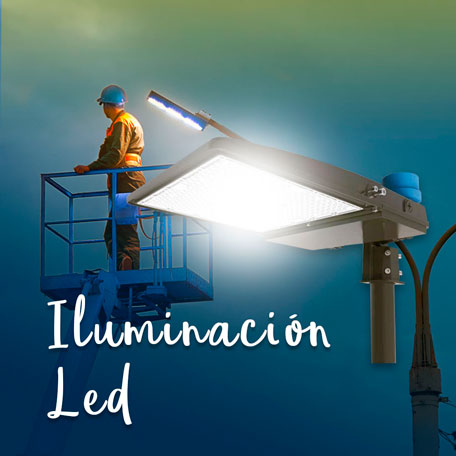 Genpar - Categoría Iluminación LED