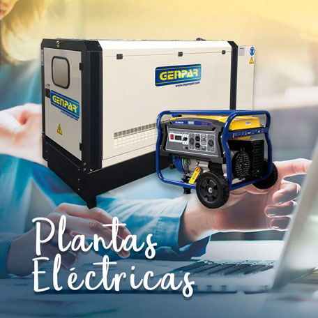 Genpar - Categoría Plantas Eléctricas